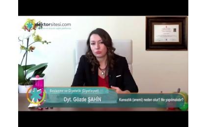 Kansızlık,istanbul diyetisyen,ünlü diyetisye,kansızlık tedavisi,istanbul en iyi diyetisyen,en uygun diyetisyen
